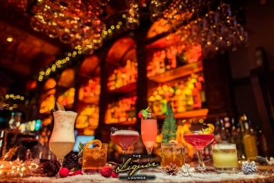 Christmas Cocktails The Liquor Lounge