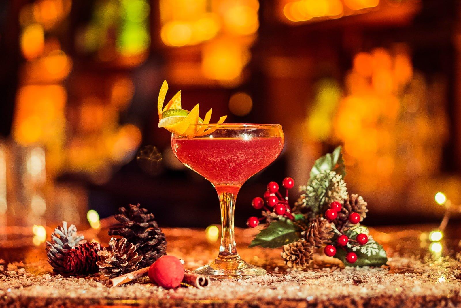 Christmas Liquor.The Liquor Lounge Christmas Cocktails The Dail Bar