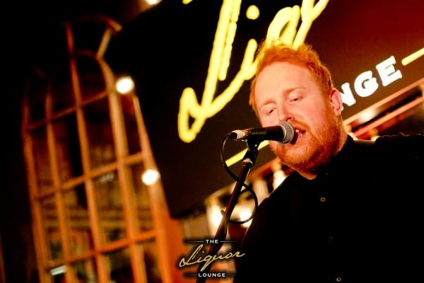 Gavin James at The Liquor Lounge Galway