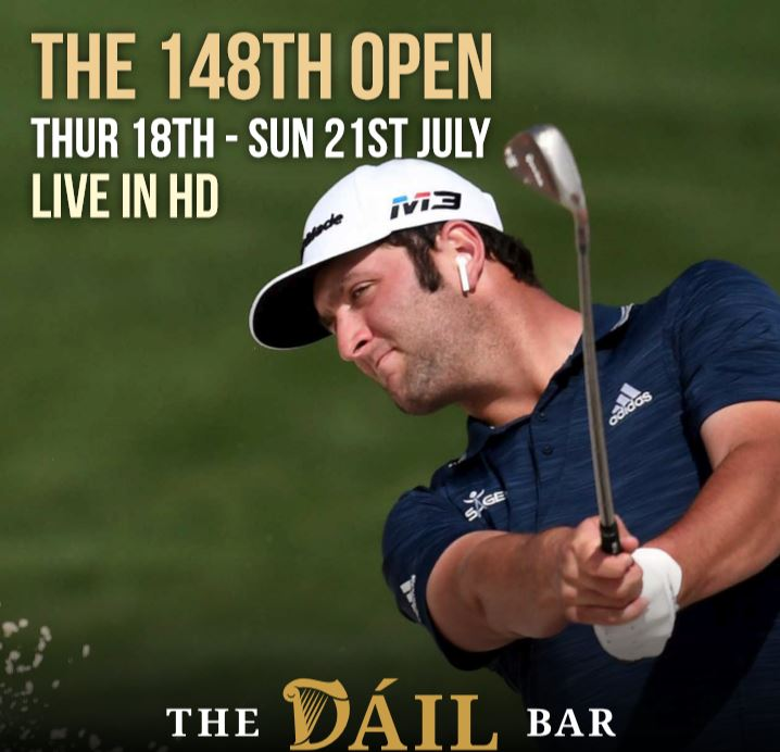 the dail bar golf